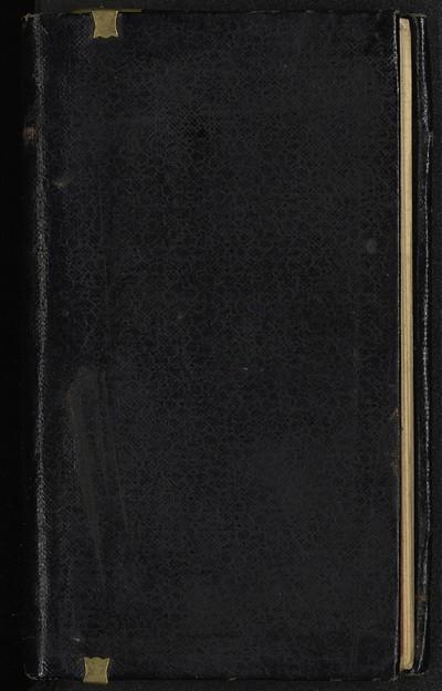 Diary of Fr. Francis A. Gleeson 23 December 1914 - 29 January 1915