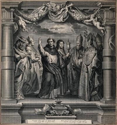 Omnia Saint Bernard Of Clairvaux