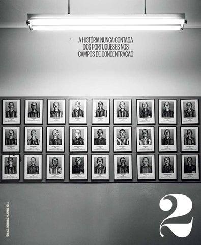 A história nunca contada dos portugueses nos campos de concentração
