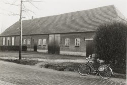 Boerderij, gebouwd in 1839.