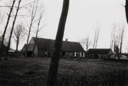 Langgevelboerderij. Gebouwd in ca. 1900.