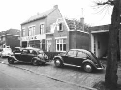 Garage en autoverhuur (tevens sleepdienst) Ottevanger.