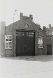 Werkplaats van onder meer de firma Ossenblok. Gebouwd tussen 1900 en 1925.