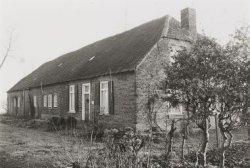 Langgevelboerderij. Gebouwd in ca. 1850.