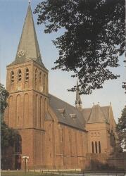 Kerkgebouw.