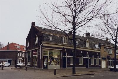 Winkelpand aan de Goirkestraat.