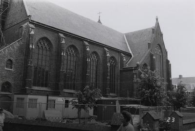 St. Petrus Banden. RK Kerk. Gebouwd tussen 1800 en 1900.