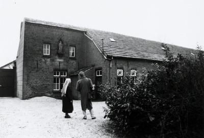 Klooster. Gebouwd tussen 1875 en 1900.