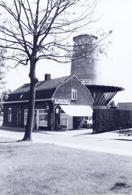 Langgevelboerderij. Gebouwd in ca. 1870.