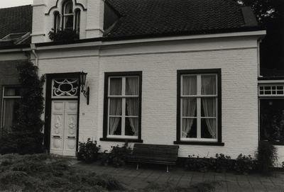 Woonhuis. Gebouwd in ca. 1850.