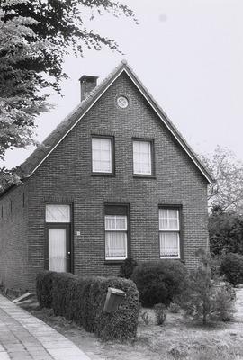 Woonhuis. Gebouwd in ca. 1925.