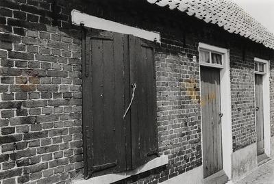 Woonhuis. Gebouwd tussen 1850 en 1875. Verbouwing ca. 1980.