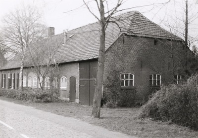Boerderij. Gebouwd tussen 1900 en 1925.