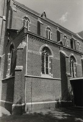 H. Georgius. R.K. Kerk. Gebouwd in 1885. Architect: J. J. van Langelaar.