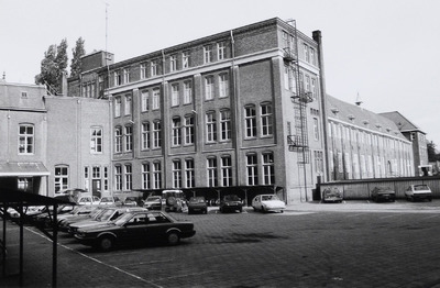 R.K. Kapel. Gebouwd in 1924. Architect: Dom. P. Bellot.