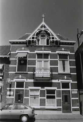 Dubbel woonhuis. Gebouwd in ca. 1905.