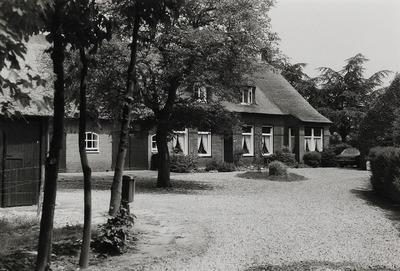 Langgevelboerderij. Gebouwd in ca. 1930.