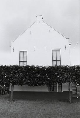 Gemeentehuis. Gebouwd in 1806.