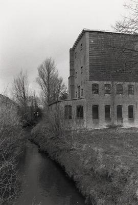 Lederfabriek; Looierij. Gebouwd tussen 1900 en 1925.