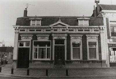 Woonhuis. Gebouwd tussen 1875 en 1900.