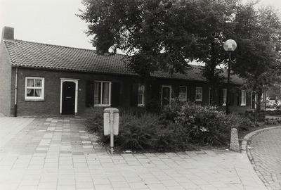 Woonhuizen. Gebouwd in ca. 1955.