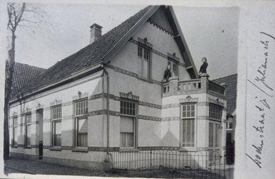 Huis aan de Julianastraat