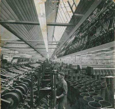 In de kammerij van jutefabriek ter Horst & Co