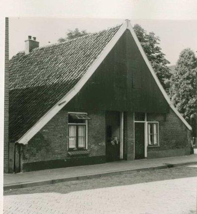 Woonboerderij aan de Walstraat