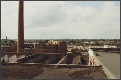 Sloop jutefabriek Ter Horst in 1991