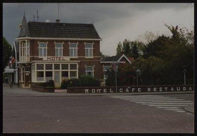 Hotel Tijhuis bij het station
