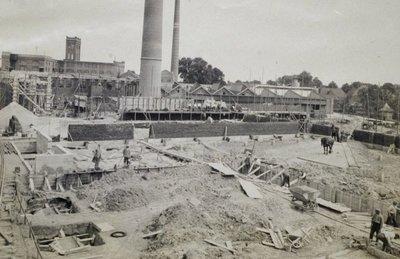 Uitbreiding fabriek van ter Horst