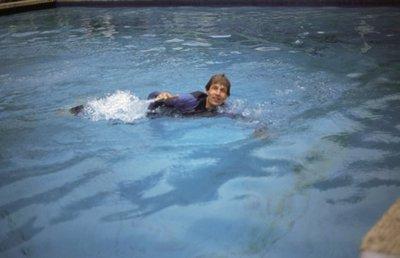 Schoolzwemwedstrijd