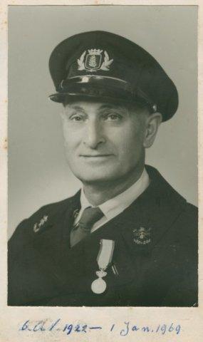 Brandweercommandant Wolters