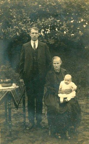 de familie H. Vincent.