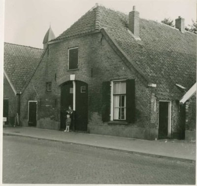 Woonboerderij Haarstraat 119