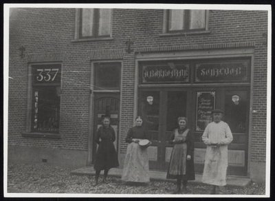 Winkel Bökkerink in de Grotestraat
