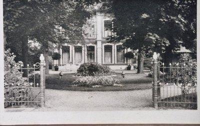 Villa Kortebos aan de Wierdensestraat