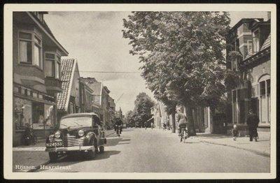 Haarstraat in de jaren 1950