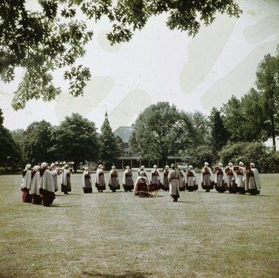 Festiviteiten ter gelegenheid van 125 jarig jubileum Firma ter Horst