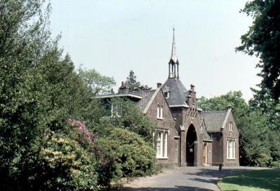 Algemene Begraafplaats, Soesterweg 187. Poortgebouw.