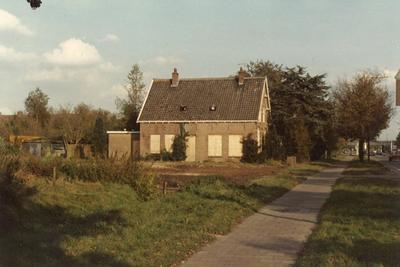 Hogeweg, Amersfoort. Richting viaduct A28.