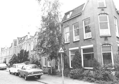 Hoekpand Puntenburgerlaan en Pieter Pijperstaat, Amersfoort.