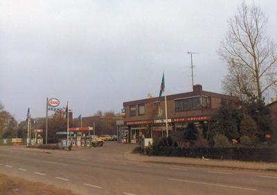 Esso tankstation, Zevenhuizerstraat 42, Amersfoort.