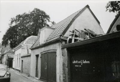 Stovestraat 10, 8 en 6, Amersfoort, richting Langestraat.
