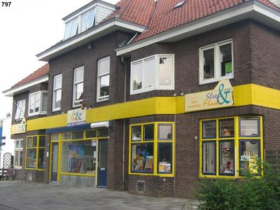 Grintweg Meurs_Interieur Chuchillweg noordoost