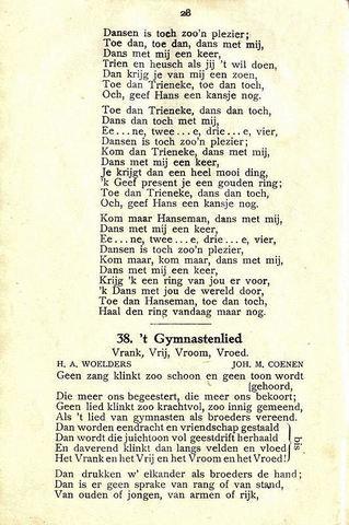 Algemeen Muziek Zangbundel_voor_het_Nederlandsche_Leger geen