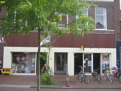 Bergstraat winkel zuid