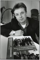 Peter Dingemans, medewerker bij Netwerken Jeugdhulpverlening