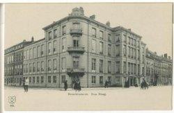 Bezuidenhoutseweg 15, hoek Rijnstraat, Hotel De Bellevue