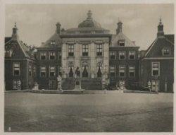 Huis ten Bosch, voorgevel